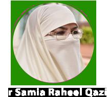 Dr Samia Raheel Qazi